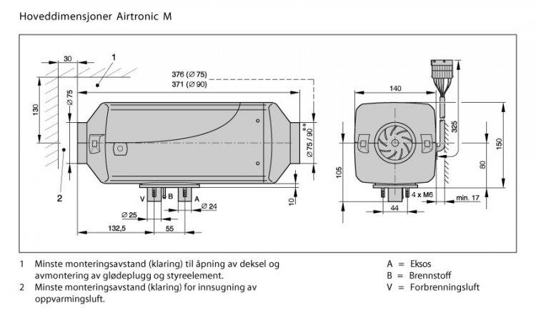 ebersp cher airtronic d4. Black Bedroom Furniture Sets. Home Design Ideas